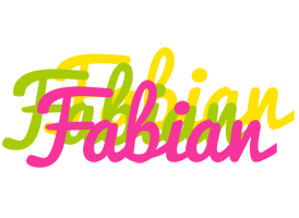 Fabian sweets logo
