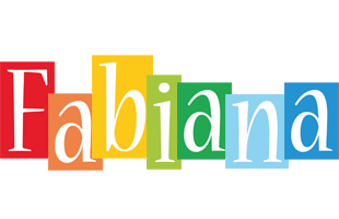 Fabiana colors logo