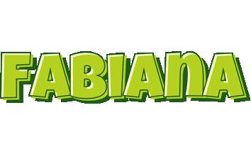 Fabiana summer logo