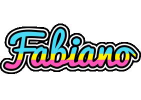 Fabiano circus logo