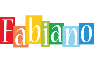 Fabiano colors logo