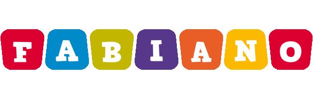 Fabiano daycare logo