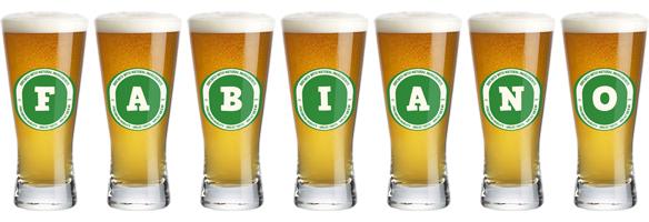 Fabiano lager logo