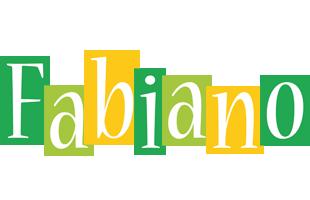 Fabiano lemonade logo