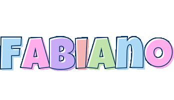 Fabiano pastel logo
