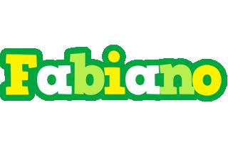 Fabiano soccer logo