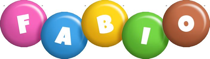 Fabio candy logo