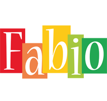 Fabio colors logo