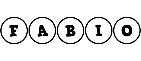 Fabio handy logo