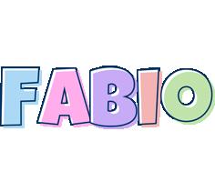 Fabio pastel logo