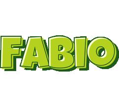 Fabio summer logo