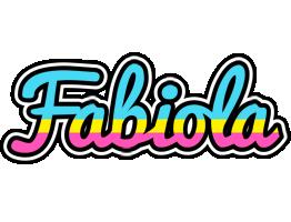 Fabiola circus logo