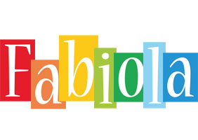 Fabiola colors logo