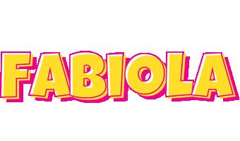 Fabiola kaboom logo