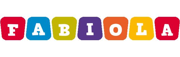 Fabiola kiddo logo