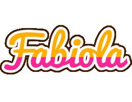 Fabiola smoothie logo