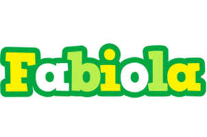 Fabiola soccer logo