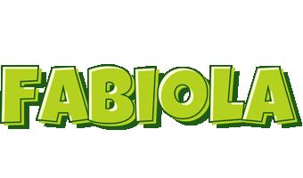 Fabiola summer logo