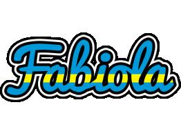 Fabiola sweden logo