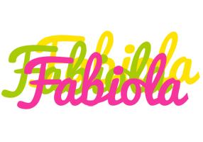 Fabiola sweets logo