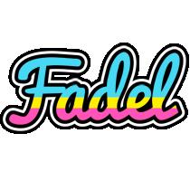 Fadel circus logo