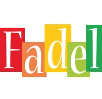 Fadel colors logo