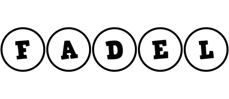 Fadel handy logo