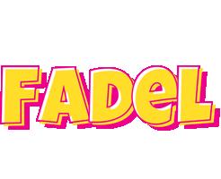 Fadel kaboom logo