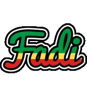 Fadi african logo