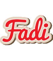 Fadi chocolate logo