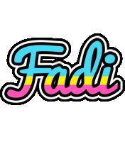 Fadi circus logo