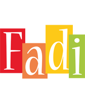 Fadi colors logo