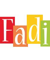 Fadi colors logo