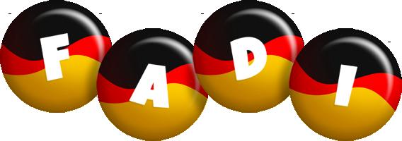 Fadi german logo