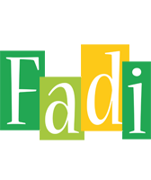 Fadi lemonade logo