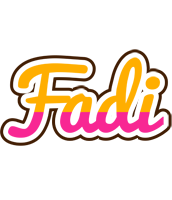 Fadi smoothie logo