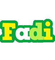 Fadi soccer logo