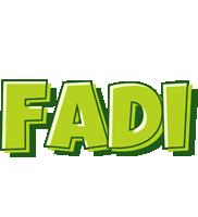 Fadi summer logo
