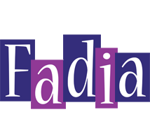 Fadia autumn logo