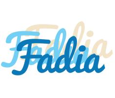 Fadia breeze logo