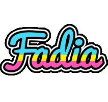Fadia circus logo