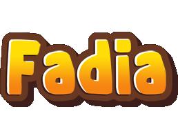 Fadia cookies logo
