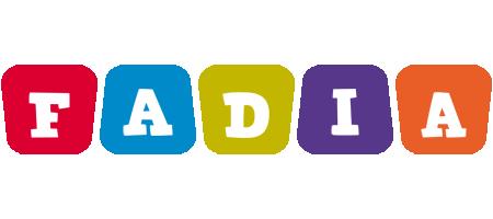 Fadia daycare logo
