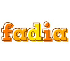 Fadia desert logo