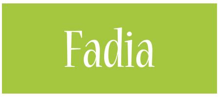 Fadia family logo