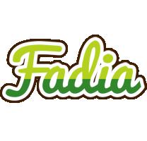 Fadia golfing logo