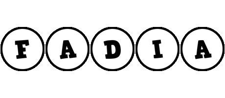 Fadia handy logo
