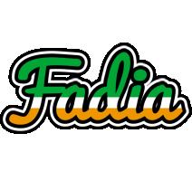 Fadia ireland logo