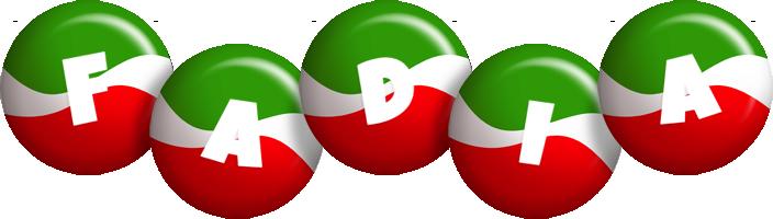 Fadia italy logo