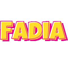 Fadia kaboom logo
